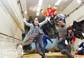 Подарки на 23 февраля | Полеты на истребителе МиГ-29 в стратосферу