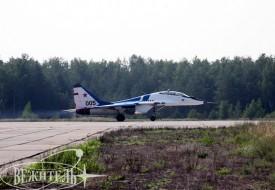 Август – месяц авиации | Полеты на истребителе МиГ-29 в стратосферу