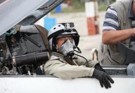Август – пора полетов! | Полеты на истребителе МиГ-29 в стратосферу