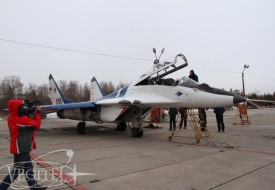 Ближе к космосу в преддверии Дня Космонавтики | Полеты на истребителе МиГ-29 в стратосферу