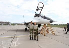 Свежие новости с майских полетов | Полеты на истребителе МиГ-29 в стратосферу