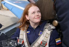 МиГ, Труд, Май! | Полеты на истребителе МиГ-29 в стратосферу