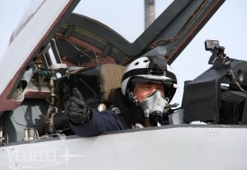 Новые космические приключения для старых друзей | Полеты на истребителе МиГ-29 в стратосферу