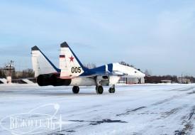 Открыт сезон-2013! | Полеты на истребителе МиГ-29 в стратосферу