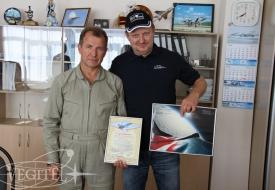 Фотогалерея — Покорители неба | Полеты на истребителе МиГ-29 в стратосферу