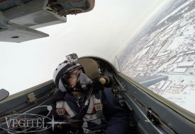 Покоряя новые высоты | Полеты на истребителе МиГ-29 в стратосферу