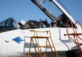 Полет для гостя из ОАЭ | Полеты на истребителе МиГ-29 в стратосферу