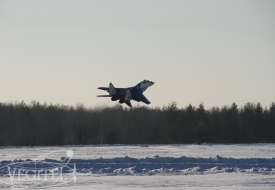 От Италии до Японии | Полеты на истребителе МиГ-29 в стратосферу