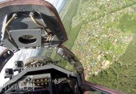Программа летних полетов на МиГ-29 набирает обороты! | Полеты на истребителе МиГ-29 в стратосферу