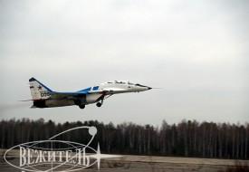 Рекордная «космическая» перегрузка | Полеты на истребителе МиГ-29 в стратосферу