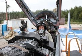 Подводя итоги сентября | Полеты на истребителе МиГ-29 в стратосферу