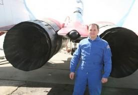 Удача сопутствует смелым | Полеты на истребителе МиГ-29 в стратосферу