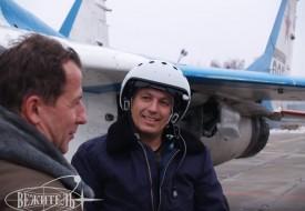 Увидеть космос | Полеты на истребителе МиГ-29 в стратосферу