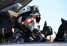 В стратосферу назло непогоде | Полеты на истребителе МиГ-29 в стратосферу
