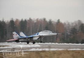 Возвращение в мечту | Полеты на истребителе МиГ-29 в стратосферу