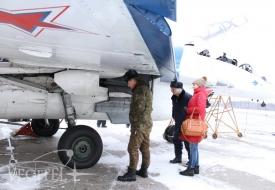 Время для новых начинаний | Полеты на истребителе МиГ-29 в стратосферу