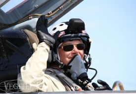 Вслед за Парадом Победы | Полеты на истребителе МиГ-29 в стратосферу