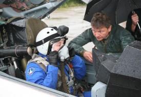 Выше только космос! | Полеты на истребителе МиГ-29 в стратосферу