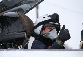 Через тернии к звездам: покоряя космические высоты сквозь снежные бури | Полеты на истребителе МиГ-29 в стратосферу