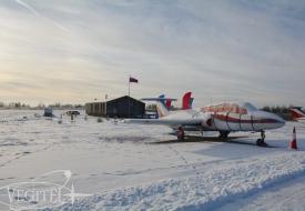 Зимний сезон полетов на реактивных самолетах открыт! | Полеты на истребителе МиГ-29 в стратосферу