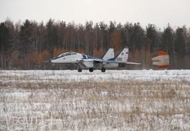 Зимний сезон открыт! | Полеты на истребителе МиГ-29 в стратосферу