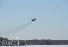 Авиакосмические приключения японцев в России   Полеты на истребителе МиГ-29 в стратосферу
