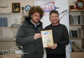 Блогер Илья Варламов – в стратосфере | Полеты на истребителе МиГ-29 в стратосферу