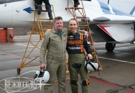 Гонка за сверхзвуком | Полеты на истребителе МиГ-29 в стратосферу