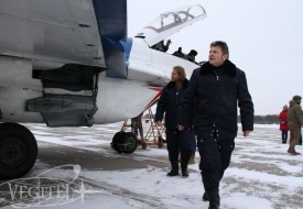 Гонки в Стратосфере | Полеты на истребителе МиГ-29 в стратосферу
