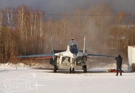 К небу сквозь бури и штормы | Полеты на истребителе МиГ-29 в стратосферу