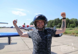 Летний сезон полетов в разгаре! | Полеты на истребителе МиГ-29 в стратосферу