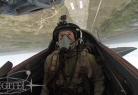 МиГ, Труд, Май!   Полеты на истребителе МиГ-29 в стратосферу