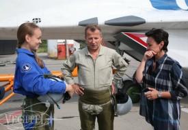 «Небо. Самолет. Девушка» | Полеты на истребителе МиГ-29 в стратосферу