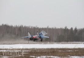 Новые космические приключения для старых друзей   Полеты на истребителе МиГ-29 в стратосферу