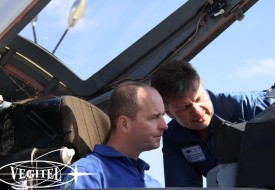Пилотаж Победы | Полеты на истребителе МиГ-29 в стратосферу