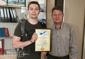 Покорители неба   Полеты на истребителе МиГ-29 в стратосферу