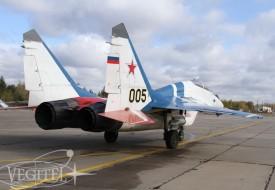 Покорители октябрьского неба | Полеты на истребителе МиГ-29 в стратосферу