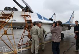 Покоряйте небо вместе!   Полеты на истребителе МиГ-29 в стратосферу