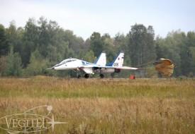 Полет для везунчика | Полеты на истребителе МиГ-29 в стратосферу