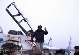Полеты в преддверии Нового Года | Полеты на истребителе МиГ-29 в стратосферу
