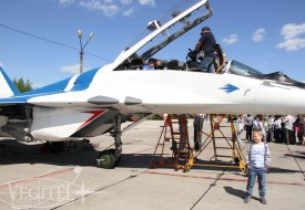 Прилетел, полетал, улетел | Полеты на истребителе МиГ-29 в стратосферу