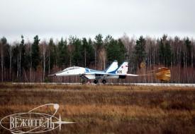 Русские штурмуют стратосферу   Полеты на истребителе МиГ-29 в стратосферу