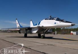 В солнечную вышину | Полеты на истребителе МиГ-29 в стратосферу