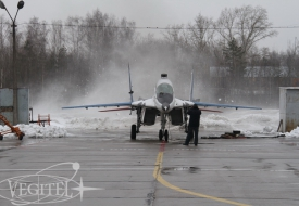 Время для новых начинаний   Полеты на истребителе МиГ-29 в стратосферу