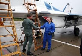 Выше только космос!   Полеты на истребителе МиГ-29 в стратосферу