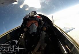 Взлет на форсаже   Полеты на истребителе МиГ-29 в стратосферу