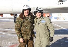 Ясное зимнее небо   Полеты на истребителе МиГ-29 в стратосферу