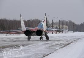 Зимний сезон – открыт! | Полеты на истребителе МиГ-29 в стратосферу